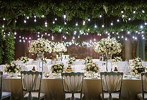 FOREST GARDEN POOL|海外婚礼定制中高端布置案例|巴厘岛婚礼布置定制案例