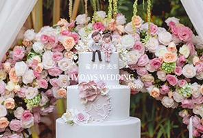 PINK CUTE|海外婚礼定制中高端布置案例|巴厘岛婚礼布置定制案例