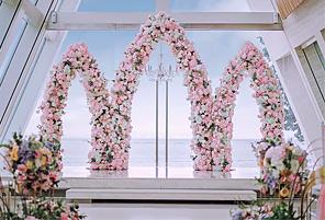 PNIKY GARDEN|海外婚礼定制中高端布置案例|巴厘岛婚礼布置定制案例