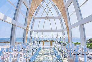 RITZ BLUE|海外婚礼定制中高端布置案例|巴厘岛婚礼布置定制案例