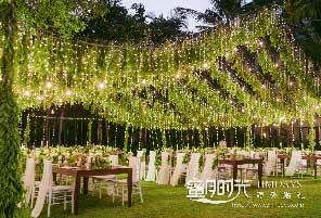 STAR GLITTER|海外婚礼定制中高端布置案例|巴厘岛婚礼布置定制案例