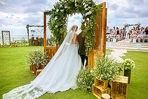 巴厘岛阿雅娜别墅婚礼+阿雅娜婚礼晚宴_海外婚礼
