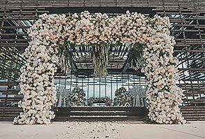 阿丽拉婚礼布置 - FLOWING ALLURE|海外婚礼布置案例|海外婚礼晚宴