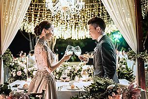 巴厘岛阿丽拉婚礼婚纱照片(W+H)_海外婚礼