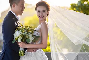 巴厘岛乌干沙别墅婚礼(YU+YAO)_海外婚礼