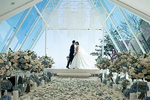 张先生的巴厘岛水之教堂婚礼_海外婚礼