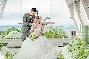 无限教堂婚礼(INFINITY)+升级布置_海外婚礼