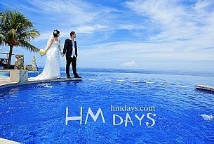 海外婚礼_巴厘岛蓝点教堂婚礼_海外婚礼