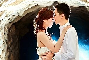 巴厘岛婚纱摄影照片_海外婚礼