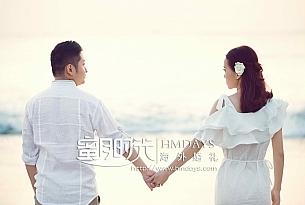 巴厘岛蓝点婚礼+外景_海外婚礼