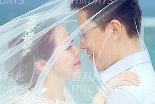 巴厘岛宝格丽水上婚礼_海外婚礼