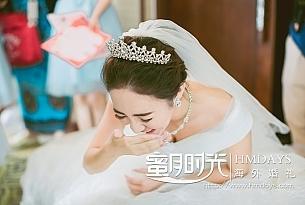 巴厘岛珍珠小教堂婚礼花絮_海外婚礼