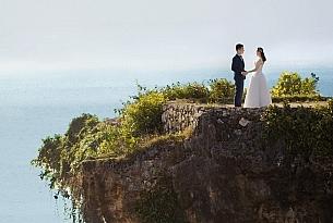 电影海报-肉桂沙滩巴厘岛婚礼+半日外景_海外婚礼