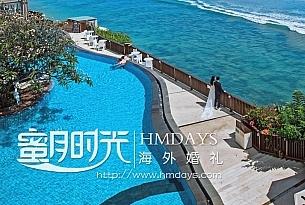 水晶教堂巴厘岛婚礼客片C+Z_海外婚礼