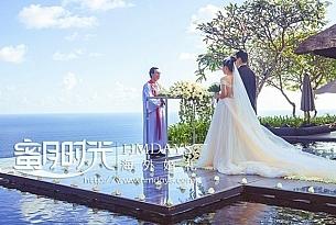 REN先生和YU女士的宝格丽婚礼客片_海外婚礼