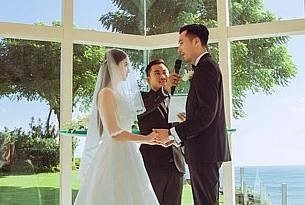 爵士娜教堂婚礼_海外婚礼