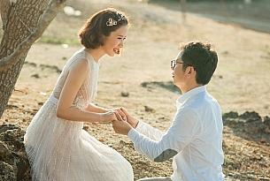 巴厘岛蓝点小礼拜堂婚礼X+Y_海外婚礼