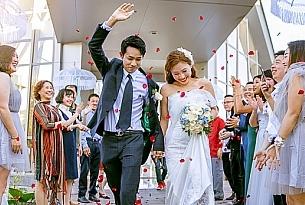 巴厘岛珍珠小教堂婚礼(Z+C)_海外婚礼
