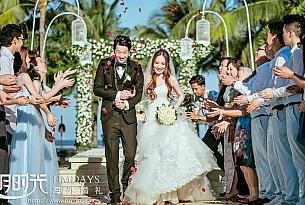 深圳Jefferson和Vivian的巴厘岛皇家桑川海外婚礼照片_海外婚礼