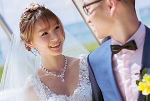 美乐滋教堂婚礼照片(浙江Z+L)_海外婚礼