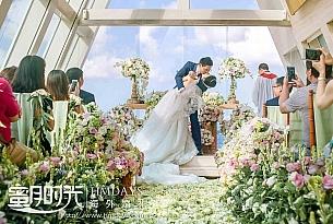 巴厘岛无限教堂婚礼客片(S+D)