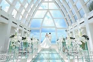 日本OKUMA飞亚教堂客片(编号:11575)_海外婚礼