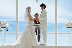 拉索尔教堂lazor婚礼婚纱照_海外婚礼