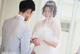 日本婚礼冲绳lazor拉索尔教堂_海外婚礼