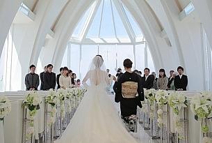 冲绳婚礼Lumer教堂婚礼客片_海外婚礼