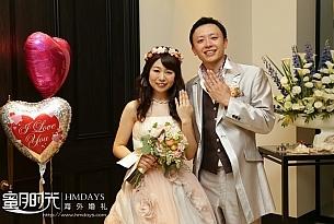露梅尔教堂婚礼Lumer冲绳_海外婚礼