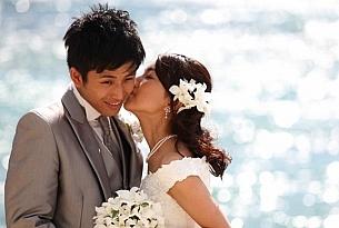 日本教堂婚礼-冲绳Alivila Glory婚礼照片_海外婚礼