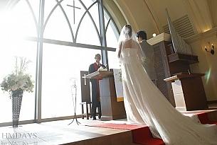 日本冲绳星耀教堂婚礼照片Alivila Glory_海外婚礼