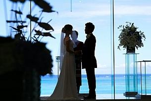 丽贝拉教堂冲绳婚礼照片Ribera_海外婚礼