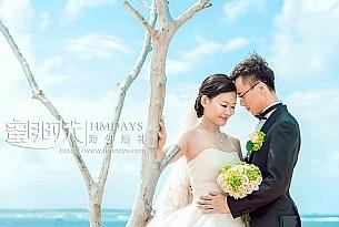 巴厘岛无限教堂港丽婚礼客片WY_海外婚礼