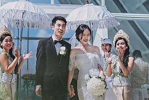 巴厘岛白鸽教堂婚礼(LX+WC)_海外婚礼