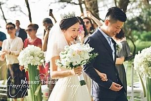 普吉岛丽宾海景婚礼(LZY+WXY)_海外婚礼