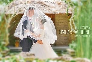 巴厘岛石头房子婚礼_海外婚礼