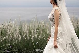 巴厘岛水晶教堂婚礼婚纱照片_海外婚礼