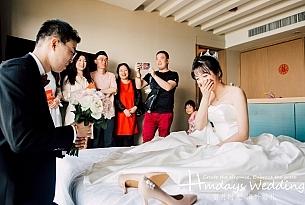 普吉岛卡马拉海景草坪婚礼_海外婚礼