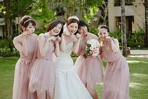 巴厘岛无限教堂婚礼加索菲特晚宴_海外婚礼