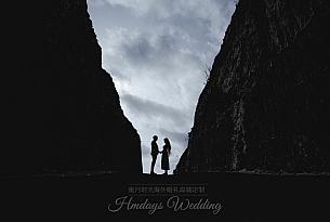 巴厘岛水之教堂婚礼照片_海外婚礼