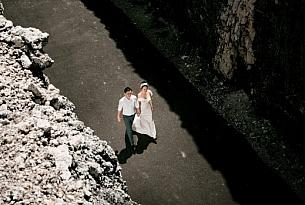 山东杜先生谢女士的巴厘岛水之教堂婚礼客照_海外婚礼