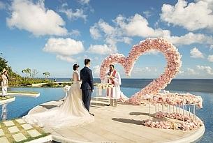电影海报-张先生和宋女士的梦幻岛婚礼