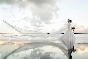 电影海报.罗先生和杜女士的巴厘岛艾吉婚礼_海外婚礼