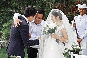 电影海报-袁先生和唐女士的巴厘岛四季婚礼_海外婚礼