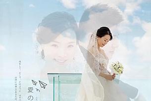 电影海报-高先生和陈女士冲绳婚礼_海外婚礼