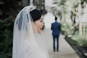 巴厘岛港丽无限教堂婚礼婚纱照(C+P)_海外婚礼