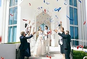 关岛水晶教堂样片1_海外婚礼