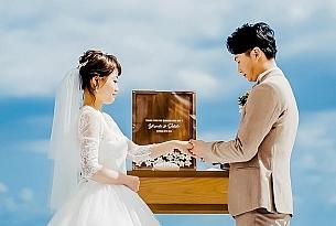 美之教堂婚礼样片1_海外婚礼