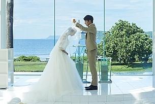 关岛水星教堂婚礼样片1_海外婚礼